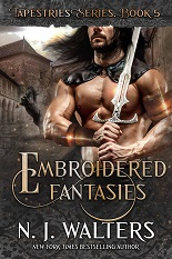 Embroidered Fantasies excerpt