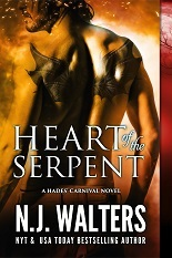 Heart of the Serpent excerpt