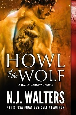 Howl of the Wolf excerpt