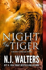Night of the Tiger excerpt