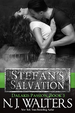 Stefan's Salvation excerpt